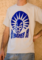 Dr. Wagner Camiseta Lucha Libre